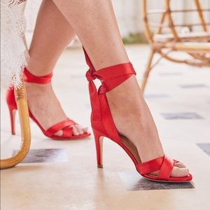 Sezane Shoes - Aria High Courts